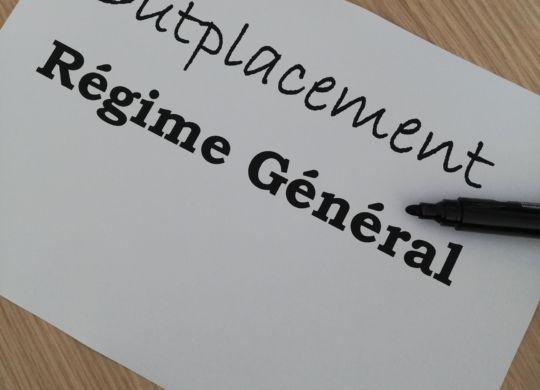 Outplacement régime général